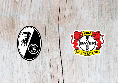 Freiburg vs Bayer Leverkusen - Highlights 07 October 2018