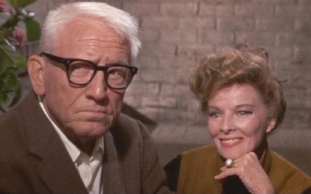 Кэтрин Хепбёрн и Спенсер Трейси: :Любовь на экране и в жизни. 9, Угадай, кто придёт к обеду? 1967