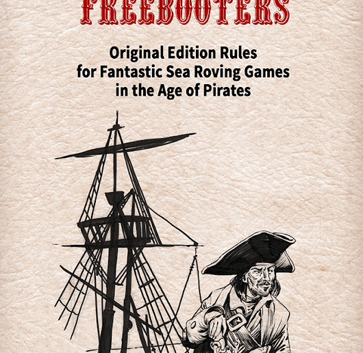 Announcing Freebooters