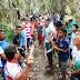 80 devotos participam da retirada do mastro dos festejos da padroeira de Barras