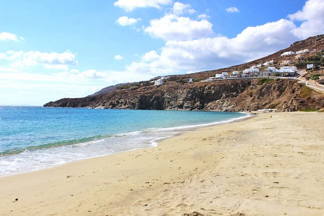 best Mykonos island beaches