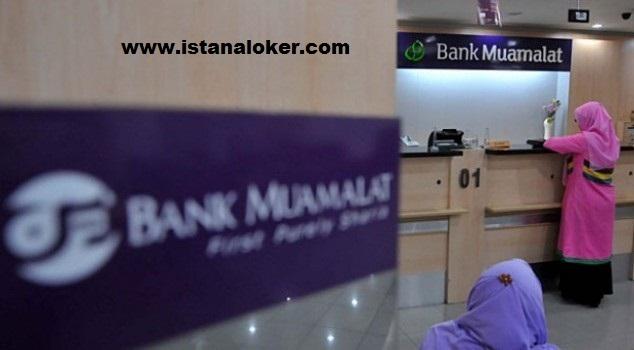 Lowongan Kerja Muamalat Officer Development Bank Muamalat