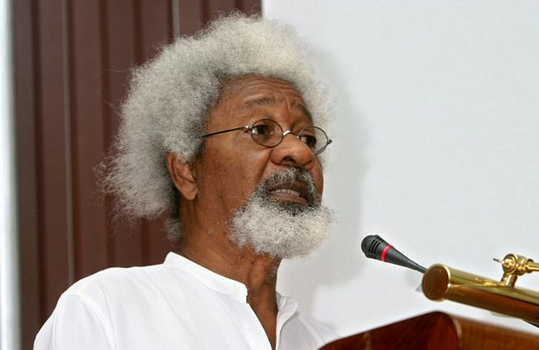 Obasanjo, Not Worthy To Champion The Political Recovery Process Of The Nation - Prof. Wole Soyinka