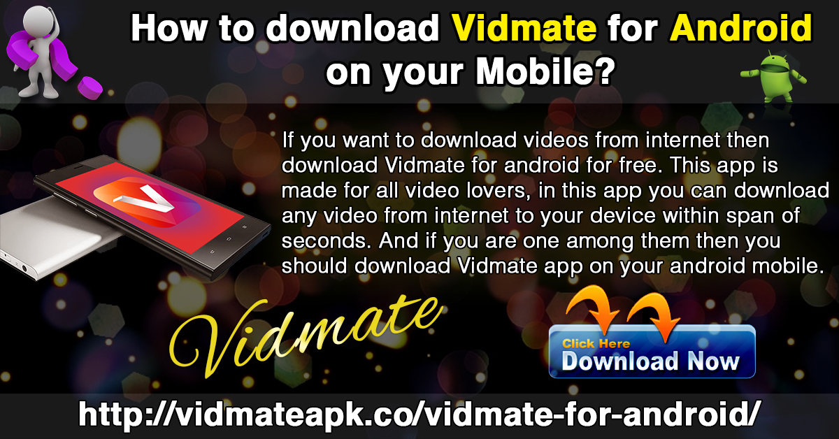 Vidmate App Downloader: How To Download Vidmate For Android