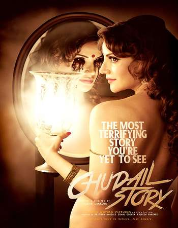 Poster Of Chudail Story 2016 Hindi 120MB HDRip HEVC Mobile Watch Online Free Download Worldfree4u
