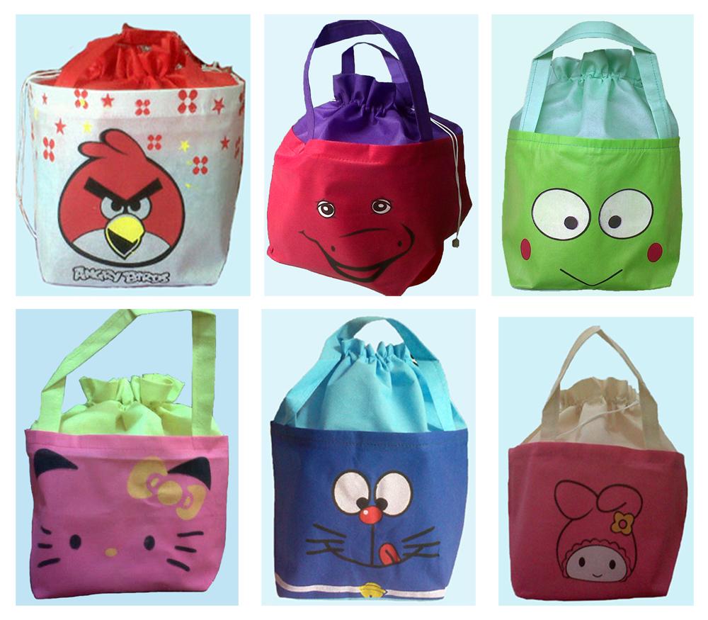 Bag Goody Bag Karakter Murah Tas Souvenir Ulang Tahun Anak Murah