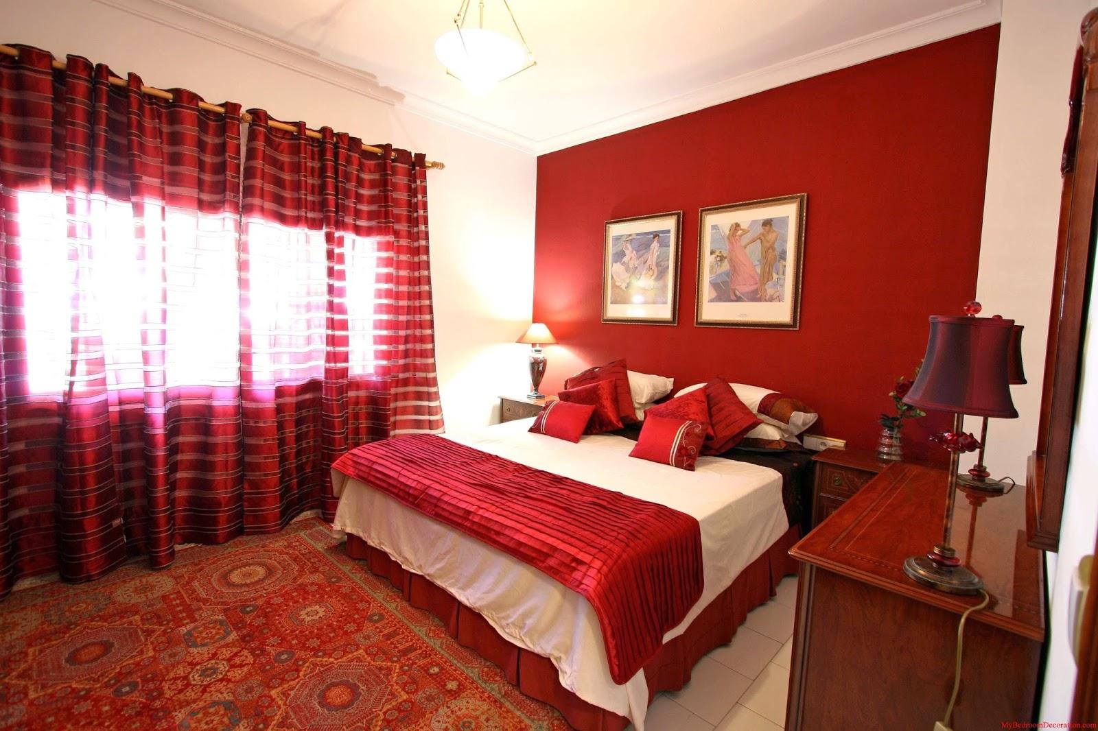 Master Bedroom Paint Ideas Photos: Romantic Bedroom Settings ...