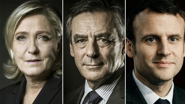 WikiLeaks vuelve a poner en la mira a los candidatos presidenciales de Francia