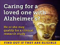 Clinical trial for Alzheimer Dementia Memory