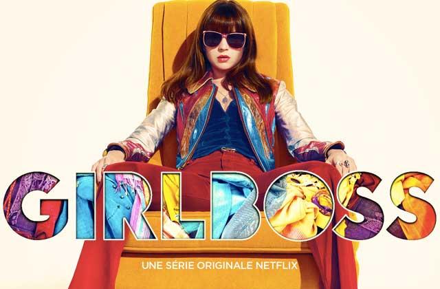 #Girlboss sur #Netflix - Enfin une série qui montre les dessous de l'entrepreneuriat
