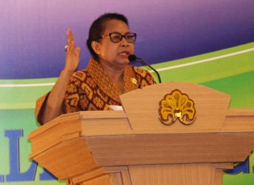 Sambutan Menteri Pemberdayaan Perempuan dan Perlindungan Anak