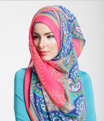 model hijab untuk acara formal kantor rapat