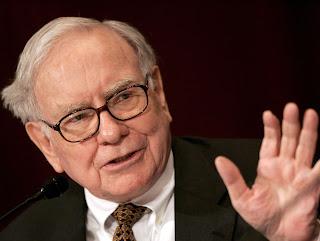 Warren Buffet company Berkshire Hathaway