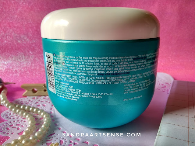 L'Oreal Paris Hair Spa Deep Nourishing Creambath