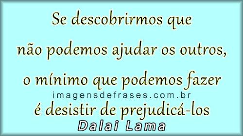 Pensamentos de Dalai Lama