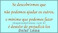 Frases e Pensamentos de Dalai Lama