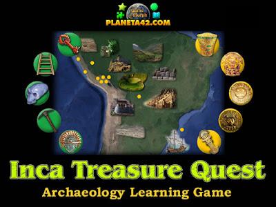 Inca Treasure Quest