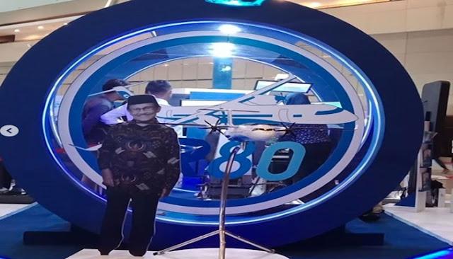 Hot News: Bekraf Habibie Festival 2018 Memperkenalkan Inovasi Teknologi Baru