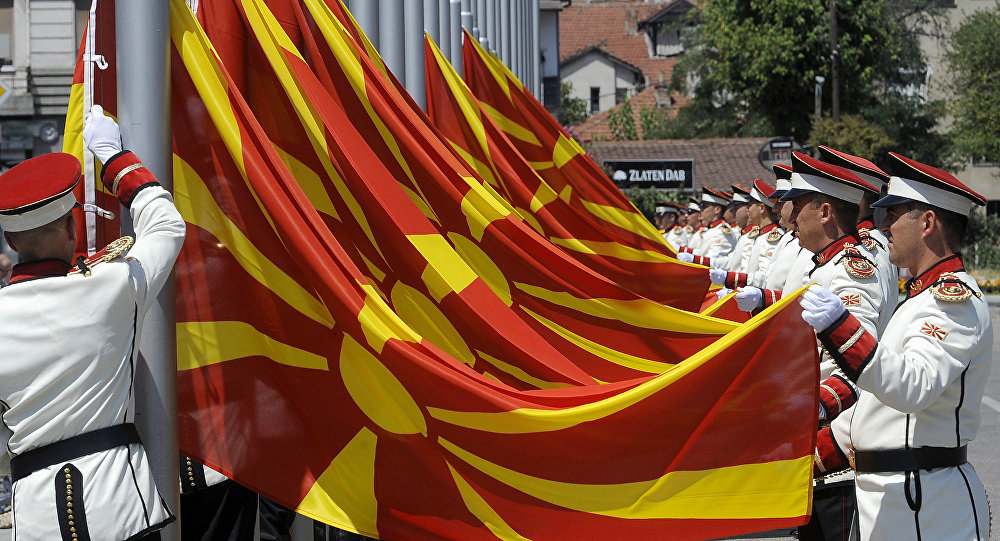 Sputnik: Name Games - Speedy Scenario for Macedonian Accession to NATO
