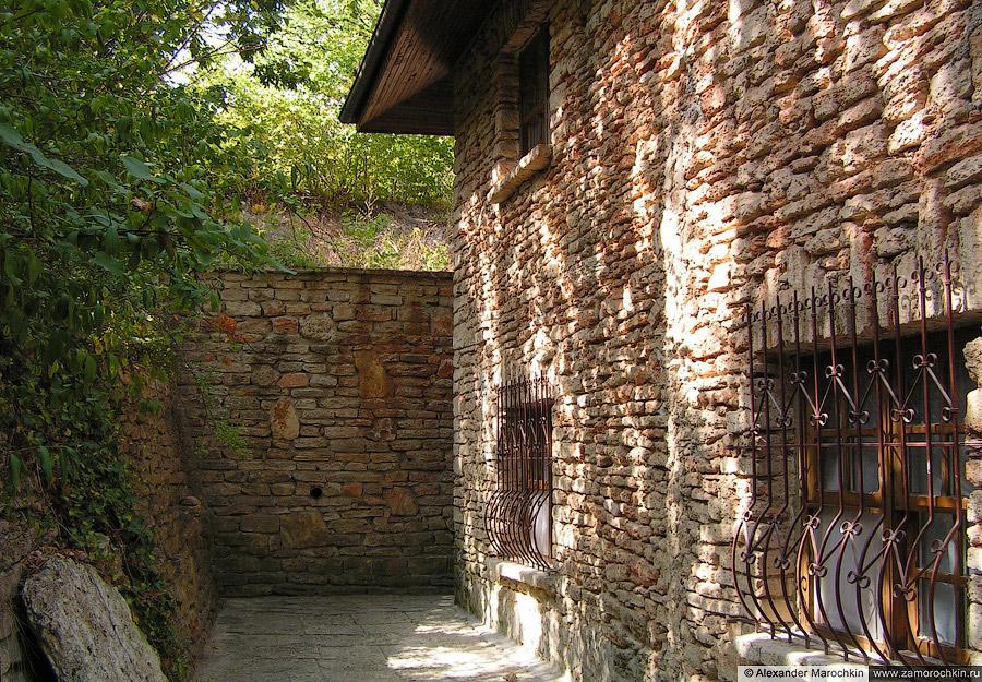 В резиденции румынской королевы в Балчике