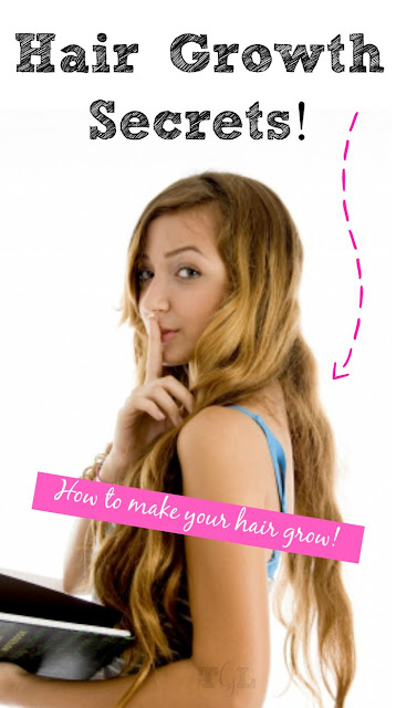 Hair Growth Secrets! Home Remedies for Hair Growth Faster