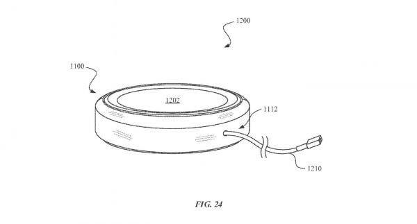 Patent base Recharge wireless