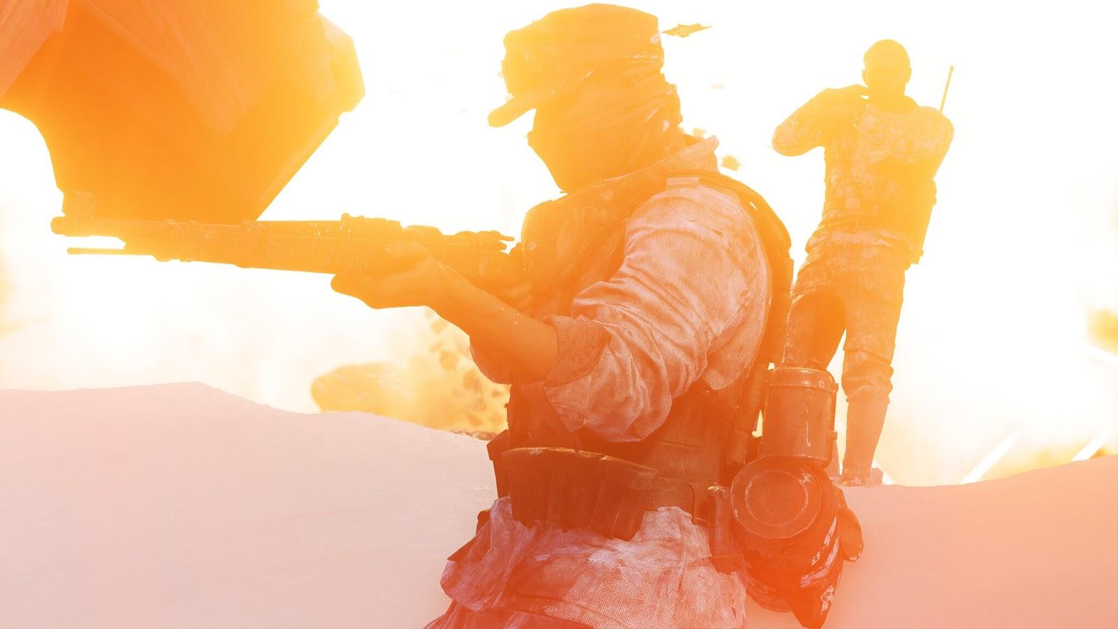 Battlefield V: Novas skins dos soldados franceses são reveladas
