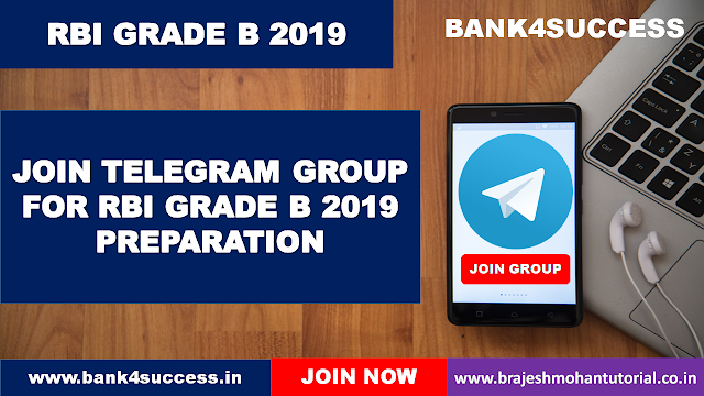 RBI Grade B 2019 Discussion Group