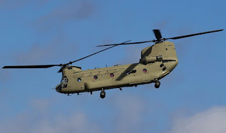 Helikopter CH-47 Chinook