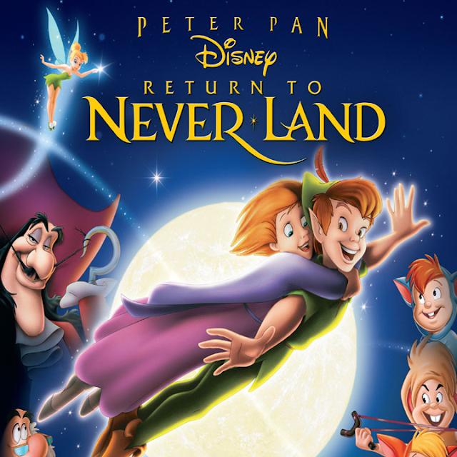 ดูการ์ตูน ปีเตอร์แพน ผจญภัยท่องแดนมหัศจรรย์ Peter Pan Return To Never Land