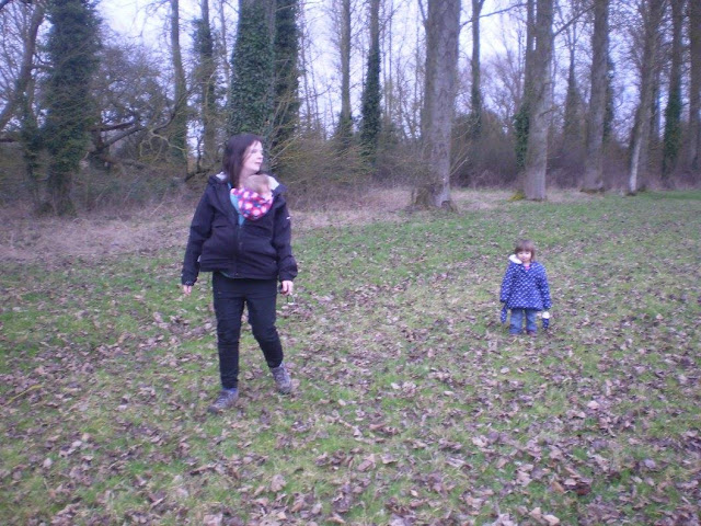 Geocaching in Godington