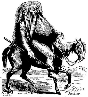 furcas, daemon, goetia, ocultismo