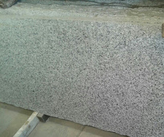 Granit Star White Untuk Meja Dapur