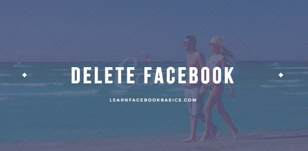 How to delete your Facebook Account Permanently on Android Phone