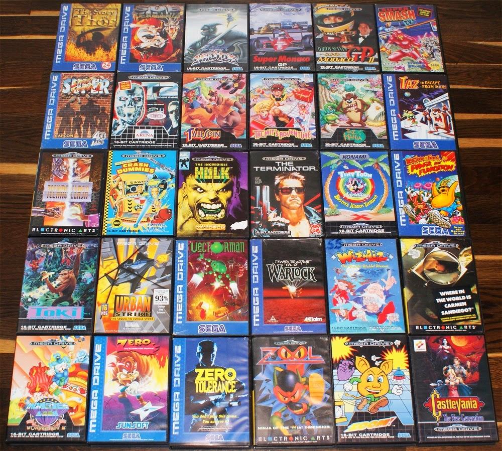 Mega Spiele