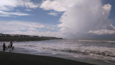 pantai landai di kulonprogo