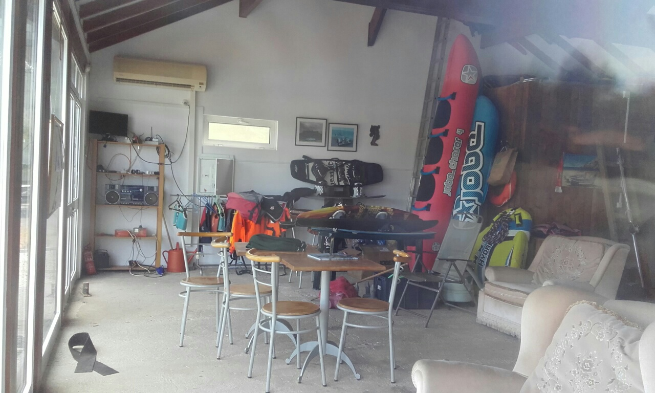 Interior Instalações Skylakesports