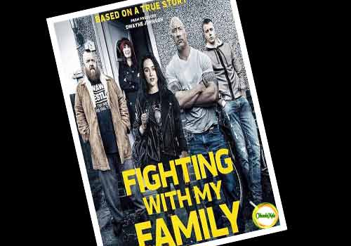 Fighting with My Family 2019 Review Poster