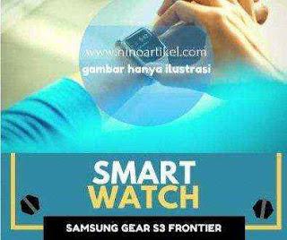 Samsung Gear S3 Frontier Harga 3 Jutaan