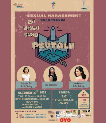 SEXUAL HARASSMENT TALKSHOW