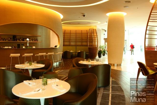 Gourmet Bar at Novotel Manila Araneta Center