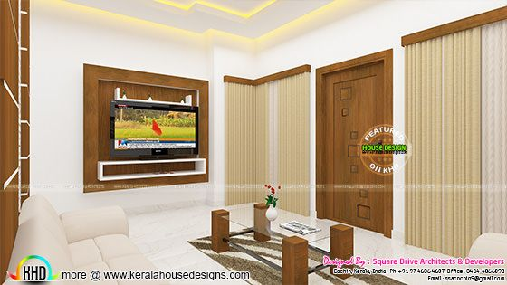Living room home interior
