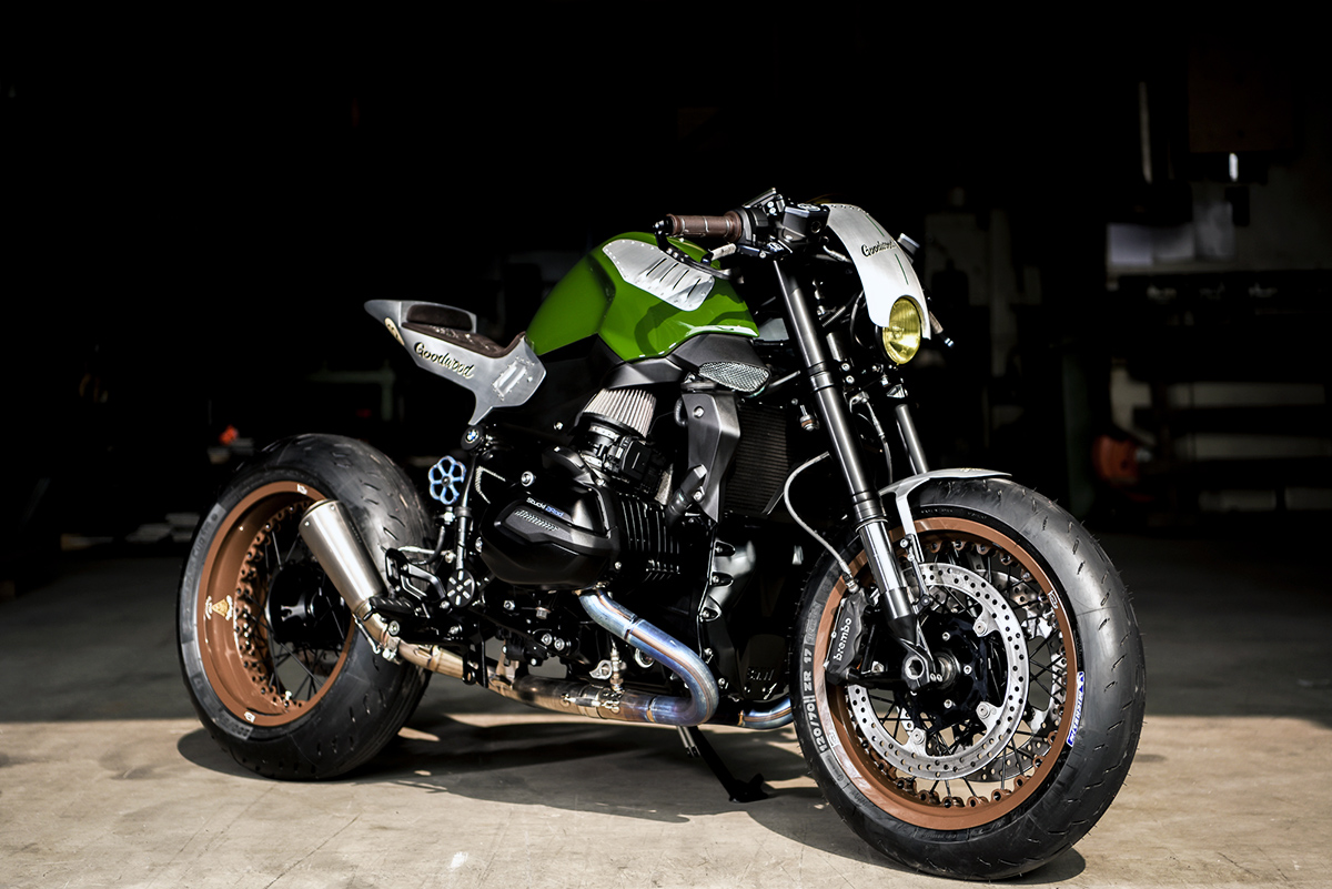 Bmw R1200r Cafe Racer Impremedia Net