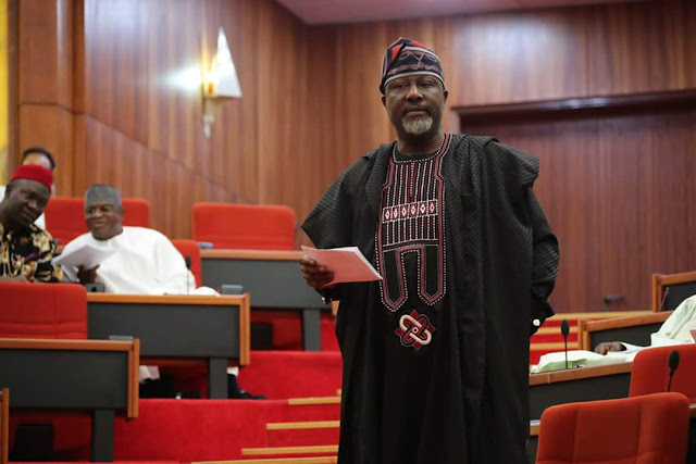 """""""They snatched my passport, I snatched my thing back"""" – Dino Melaye narrates after release"""
