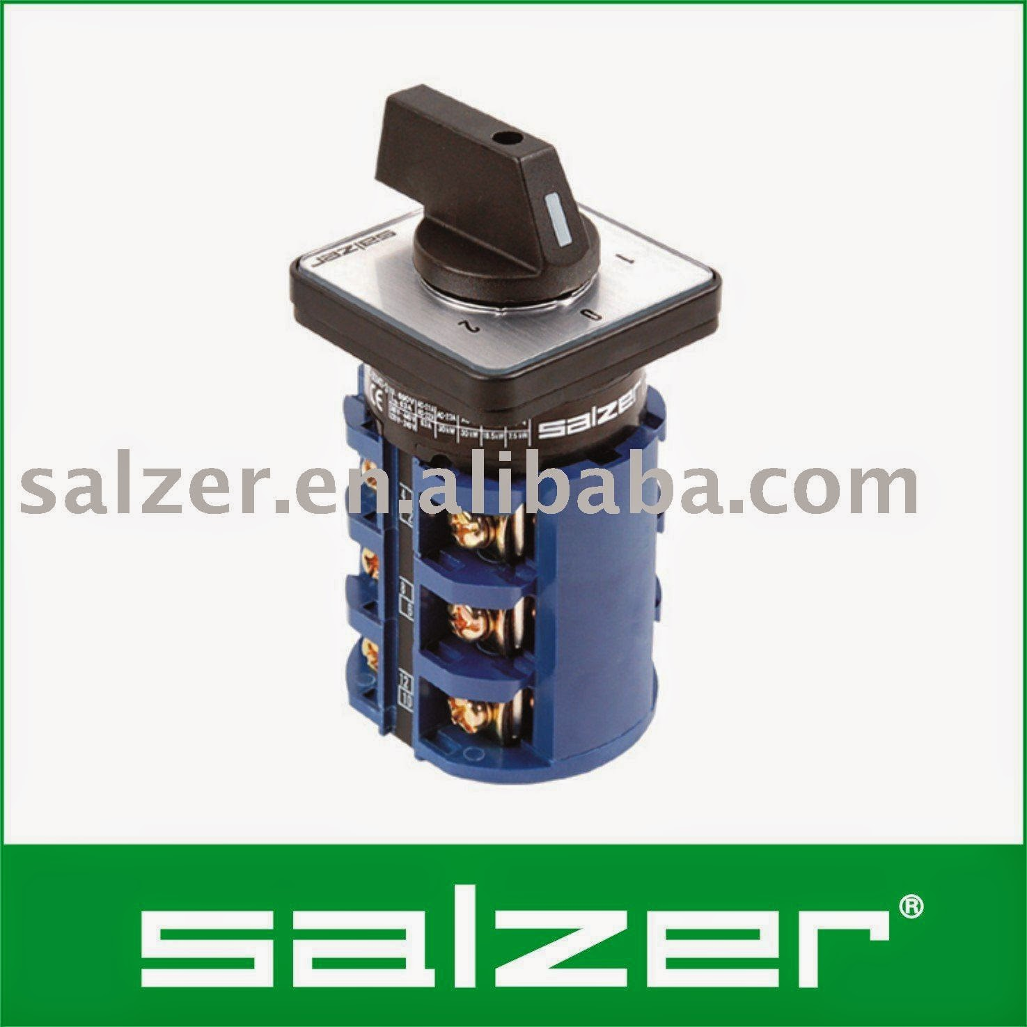 small resolution of salzer changeover switch salzer rotary