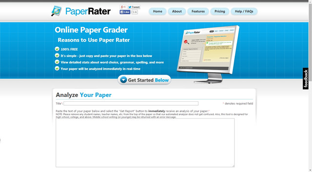 Essay rater download