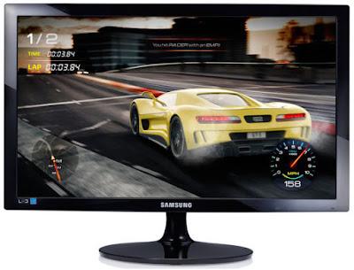Samsung S24D330H guía compras