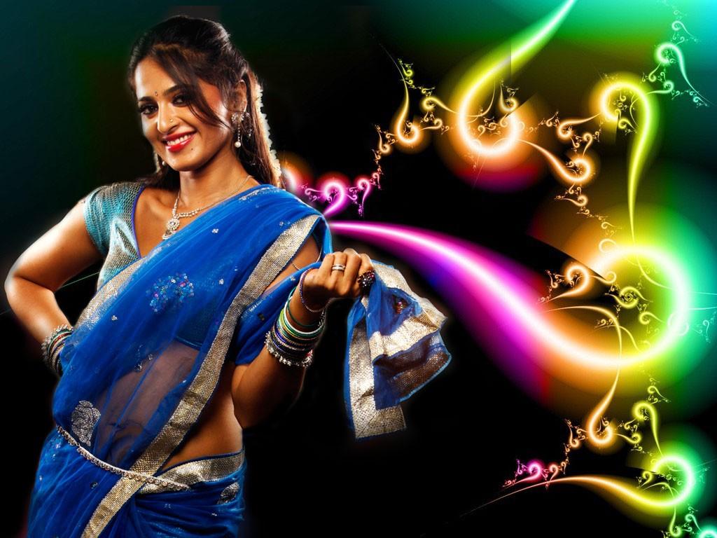 521 Entertainment World: Unseen Anushka Hot Sizzling Wallpapers 2012