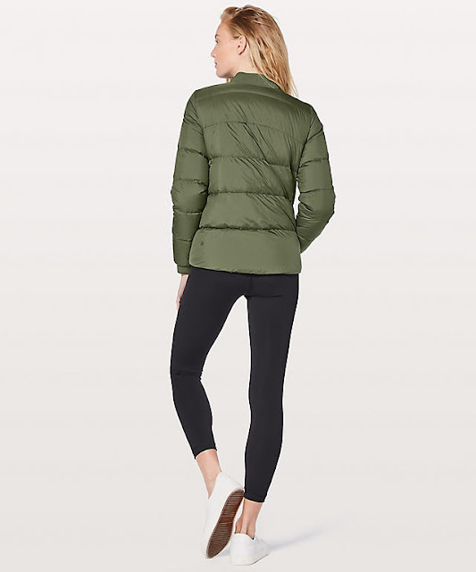 lululemon weightless-wunder-jacket pesto