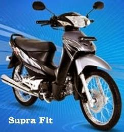 Harga Pasaran Motor Honda Supra Fit Bekas